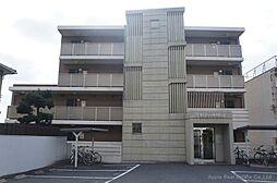 グランドゥール緑ヶ丘[1階]の外観