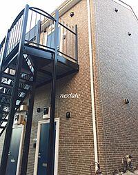 神奈川県横浜市西区伊勢町1丁目の賃貸アパートの外観