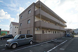 静岡県浜松市東区半田山6丁目の賃貸マンションの外観