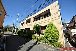 兵庫県伊丹市森本6丁目の賃貸アパートの外観