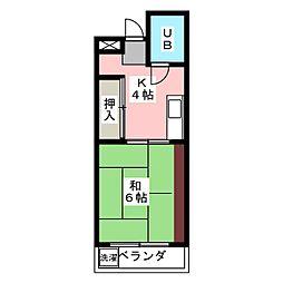 NOVUハウス[2階]の間取り