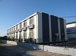 レオネクストチャコルル[2階]の外観