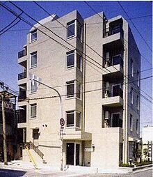 西三国一番館[3階]の外観