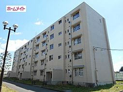 ビレッジハウス芳賀2号棟[4階]の外観