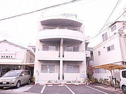岡山県岡山市北区津島南2丁目の賃貸マンションの外観