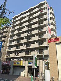 外観(鉄筋コンクリート造10階建てマンション)