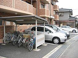 静岡県沼津市下香貫の賃貸マンションの外観