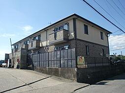 長崎県諫早市西里町の賃貸アパートの外観
