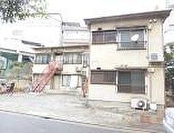 田口荘[1階]の外観