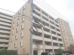 埼玉県さいたま市南区鹿手袋6丁目の賃貸マンションの外観