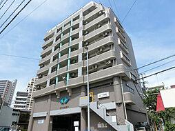 福岡県北九州市小倉北区三萩野1丁目の賃貸マンションの外観