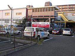 JR片町線(学研都市線) 住道駅 徒歩10分の賃貸駐車場