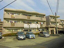 愛知県小牧市中央5丁目の賃貸マンションの外観