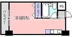 香川県高松市太田上町の賃貸マンションの間取り