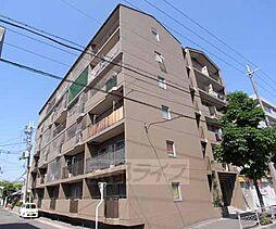 京都府京都市西京区下津林大般若町の賃貸マンションの外観