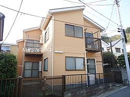 神奈川県横浜市磯子区馬場町の賃貸アパートの外観
