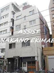 東京メトロ丸ノ内線 中野坂上駅 徒歩12分の賃貸マンション