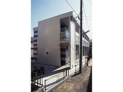 神奈川県川崎市幸区南加瀬2丁目の賃貸アパートの外観