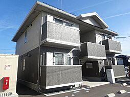 コモライズ新井田西D[2階]の外観
