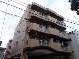 愛知県名古屋市西区赤城町の賃貸マンションの外観