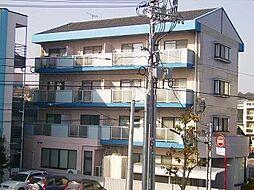 岡山県岡山市北区奉還町4丁目の賃貸マンションの外観