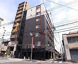 京都府京都市上京区千本通上長者町上る百万遍町の賃貸マンションの外観