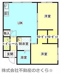 宗谷本線 士別駅 徒歩16分