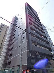 ラヴ心斎橋ウエスト[9階]の外観