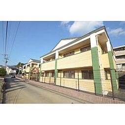 福岡県福岡市東区下原2丁目の賃貸マンションの外観