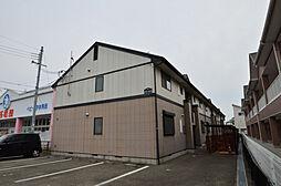 兵庫県姫路市網干区和久の賃貸アパートの外観