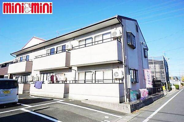 ハイステージACT−1 2階の賃貸【愛知県 / 豊川市】