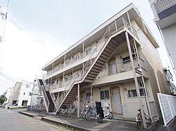 神奈川県川崎市多摩区宿河原2丁目の賃貸マンションの外観