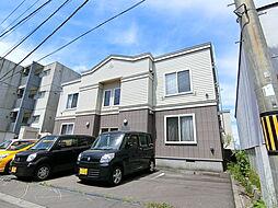 クレーデル新札幌[103号室]の外観