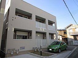 ポート泉佐野B棟[2階]の外観
