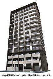 (仮)博多駅東3丁目プロジェクト[9階]の外観