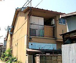 京都府京都市右京区西京極北裏町の賃貸アパートの外観
