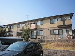 愛知県名古屋市緑区高根台の賃貸アパートの外観