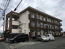 向坂マンションB棟[1階]の外観