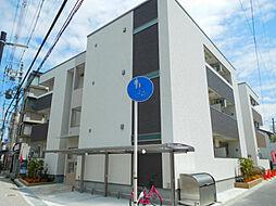 大阪府守口市八雲中町2丁目の賃貸アパートの外観