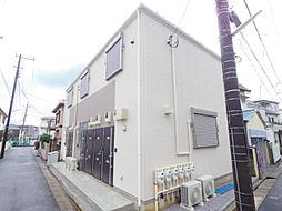 メゾンドソレイユ柴又[2階]の外観