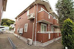 福岡県北九州市八幡西区浅川1丁目の賃貸アパートの外観