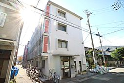 サンライズ嵯峨[4階]の外観