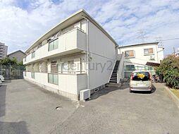 兵庫県伊丹市西野5丁目の賃貸アパートの外観