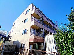 埼玉県富士見市東みずほ台2丁目の賃貸マンションの外観