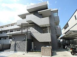 京都府京都市伏見区深草西浦町8の賃貸マンションの外観