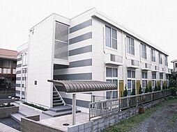 レオパレスインテル[111号室]の外観