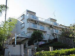 ドミール玉川学園[2階]の外観