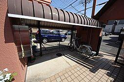 グラナイト甲子園II[3階]の外観