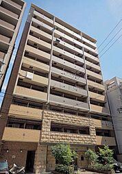 プレサンス上町台東平[5階]の外観
