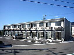 福岡県糟屋郡粕屋町駕与丁2丁目の賃貸アパートの外観